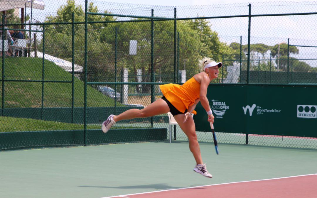 Great tennis day at CRDBR